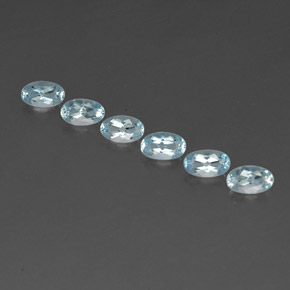 Buy 1.18 ct Light Blue Aquamarine 5.03 mm x 3.2 mm from GemSelect (Product ID: 303305)