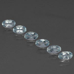 Buy 1.15 ct Light Blue Aquamarine 5.06 mm x 3.1 mm from GemSelect (Product ID: 306352)