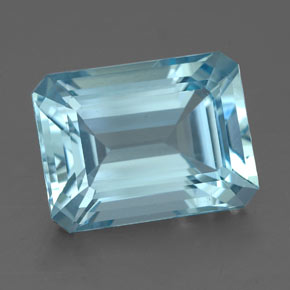 Buy 4.00 ct Light Blue Aquamarine 11.22 mm x 8.4 mm from GemSelect (Product ID: 325156)
