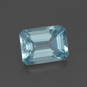 Buy 1.26ct Light Blue Aquamarine 7.83mm x 5.90mm from GemSelect (Product ID: 326765)