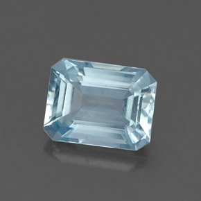 Buy 1.17 ct Light Blue Aquamarine 7.44 mm x 5.7 mm from GemSelect (Product ID: 326845)