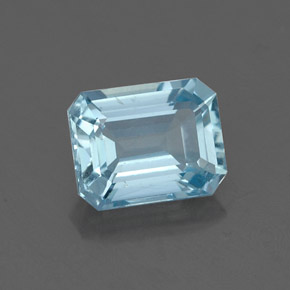 Buy 0.82 ct Light Blue Aquamarine 6.47 mm x 5.1 mm from GemSelect (Product ID: 326877)