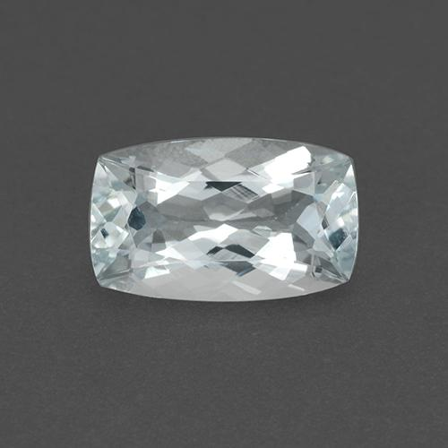 Light Blue Aquamarine Gem - 2.1ct Cushion-Cut (ID: 509745)