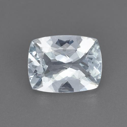 Light Blue Aquamarine Gem - 1.8ct Cushion-Cut (ID: 514188)