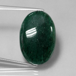 Buy 19.10 ct Green Aventurine 23.63 mm x 16.1 mm from GemSelect (Product ID: 309980)