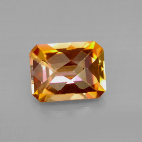Buy 2.66 ct Top Rainbow Azotic Topaz 9.06 mm x 7 mm from GemSelect (Product ID: 293954)