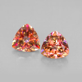 Buy 2.87 ct Top Rainbow Azotic Topaz 7.11 mm x 7.1 mm from GemSelect (Product ID: 296467)