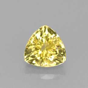 0.76 ct Natural Yellow Golden Beryl