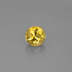 Buy 0.63 ct Yellow Golden Beryl 5.47 mm  from GemSelect (Product ID: 291875)