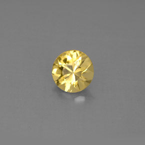 Buy 0.58 ct Yellow Golden Beryl 5.74 mm  from GemSelect (Product ID: 291882)