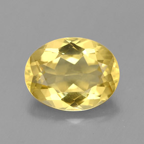 1.43 ct Natural Yellow Golden Beryl