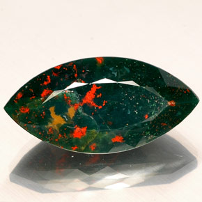 bloodstone 22 2ct marquise from madagascar and