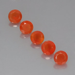Buy 2.53 ct Orange Carnelian 5.03 mm  from GemSelect (Product ID: 324617)