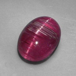 Cat S Eye Tourmaline 2 9ct Oval From Brazil Natural And