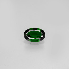 Buy 0.39 ct Green Chrome Tourmaline 6.05 mm x 4.1 mm from GemSelect (Product ID: 273661)