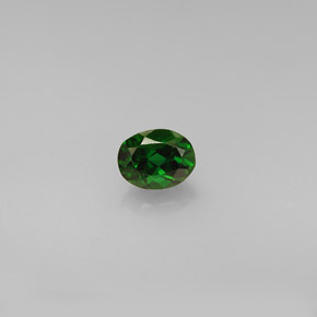 Buy 0.42 ct Green Chrome Tourmaline 5.18 mm x 4 mm from GemSelect (Product ID: 280695)