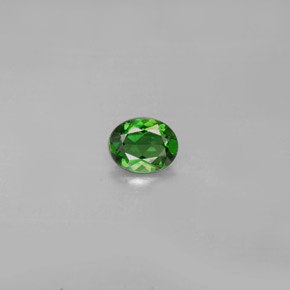 Buy 0.30ct Green Chrome Tourmaline 4.91mm x 3.90mm from GemSelect (Product ID: 285350)