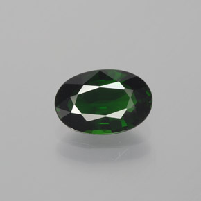 Buy 1.26 ct Green Chrome Tourmaline 8.52 mm x 5.7 mm from GemSelect (Product ID: 377094)