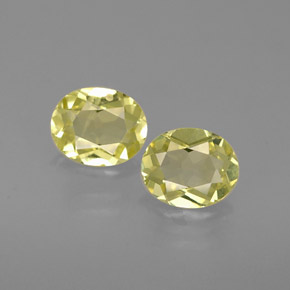 0.72 ct total Natural Greenish Golden Chrysoberyl
