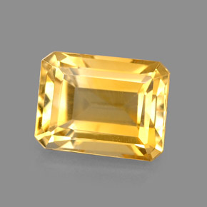 Buy 2.47 ct Yellow Golden Citrine 8.97 mm x 6.9 mm from GemSelect (Product ID: 238205)