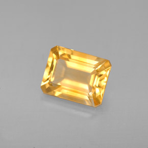Buy 2.22 ct Yellow Golden Citrine 8.97 mm x 6.9 mm from GemSelect (Product ID: 242818)