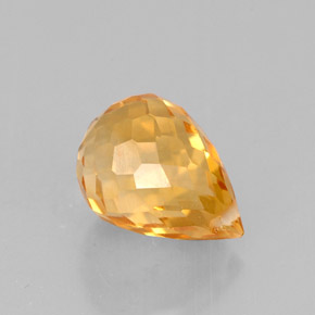 Buy 1.54 ct Golden Orange Citrine 8.35 mm  from GemSelect (Product ID: 255381)