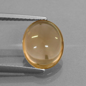 Buy 2.44ct Yellow Golden Citrine 10.54mm x 8.67mm from GemSelect (Product ID: 273706)