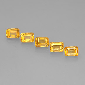 Buy 5.82 ct Yellow Golden Citrine 6.99 mm x 5.1 mm from GemSelect (Product ID: 275121)