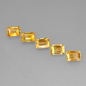 Buy 4.91ct Yellow Golden Citrine 6.95mm x 4.97mm from GemSelect (Product ID: 275124)