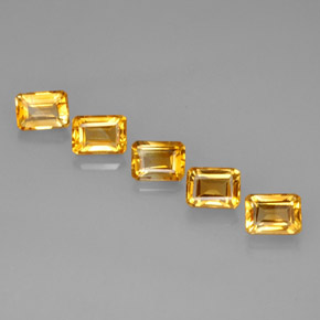Buy 5.51ct Yellow Golden Citrine 7.02mm x 4.98mm from GemSelect (Product ID: 275159)