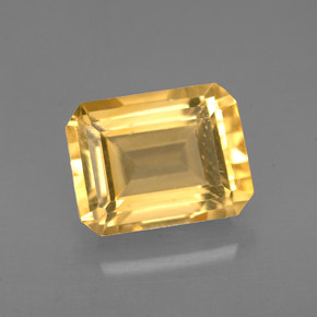 Buy 2.25 ct Yellow Golden Citrine 8.96 mm x 6.9 mm from GemSelect (Product ID: 280628)