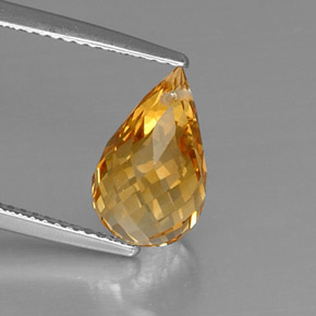 Buy 4.05 ct Yellow Golden Citrine 12.13 mm  from GemSelect (Product ID: 288839)