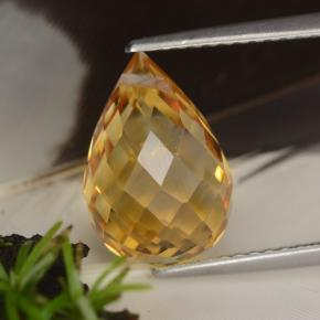 Buy 4.47 ct Yellow Golden Citrine 11.89 mm  from GemSelect (Product ID: 288959)