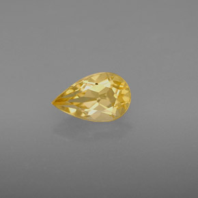 Buy 0.83 ct Yellow Golden Citrine 8.04 mm x 5.1 mm from GemSelect (Product ID: 289568)
