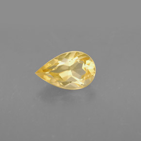 Buy 0.80 ct Yellow Golden Citrine 8.03 mm x 5.1 mm from GemSelect (Product ID: 301259)