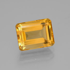 Buy 2.20 ct Yellow Golden Citrine 8.79 mm x 6.8 mm from GemSelect (Product ID: 305666)