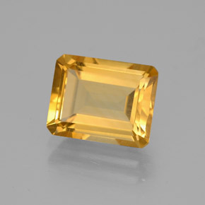 Buy 2.03 ct Yellow Golden Citrine 8.84 mm x 7 mm from GemSelect (Product ID: 305667)
