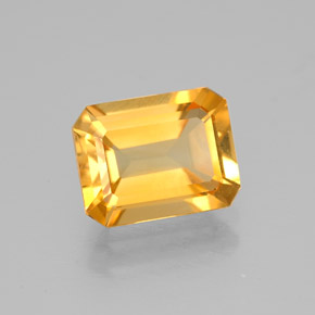 Buy 1.88 ct Yellow Golden Citrine 8.78 mm x 6.8 mm from GemSelect (Product ID: 305674)