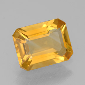 Buy 1.90ct Yellow Golden Citrine 8.98mm x 6.95mm from GemSelect (Product ID: 308585)