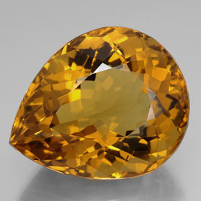 Buy 114.05 ct Lemon Citrine 37.15 mm x 30.4 mm from GemSelect (Product ID: 311317)