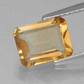 Buy 1.77 ct Yellow Golden Citrine 9.02 mm x 7 mm from GemSelect (Product ID: 312204)