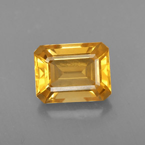 Buy 2.10 ct Yellow Golden Citrine 8.85 mm x 7.1 mm from GemSelect (Product ID: 312206)
