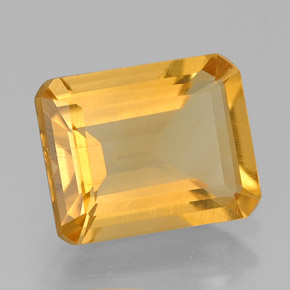 1.92 ct Natural Yellow Golden Citrine
