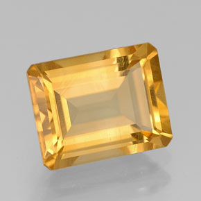 Buy 2.05 ct Yellow Golden Citrine 8.81 mm x 7 mm from GemSelect (Product ID: 312229)