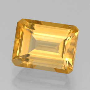 2.3 ct Natural Yellow Golden Citrine