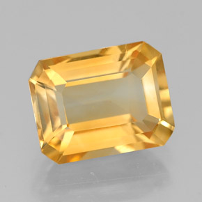 Buy 2.09 ct Yellow Golden Citrine 8.82 mm x 6.9 mm from GemSelect (Product ID: 312233)