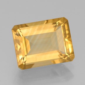 2.17 ct Natural Yellow Golden Citrine