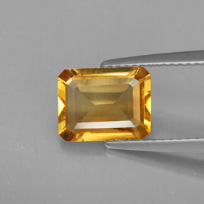 Buy 1.89 ct Yellow Golden Citrine 9.14 mm x 7.2 mm from GemSelect (Product ID: 312298)