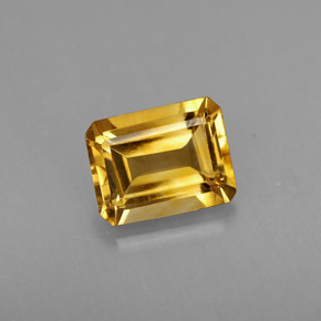 Buy 1.97 ct Yellow Golden Citrine 8.88 mm x 6.9 mm from GemSelect (Product ID: 312300)