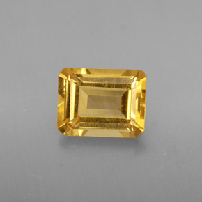Buy 2.03 ct Yellow Golden Citrine 8.92 mm x 6.9 mm from GemSelect (Product ID: 312302)